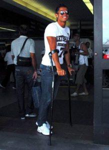 Las malas artes de Paris Hilton contra Cristiano Ronaldo